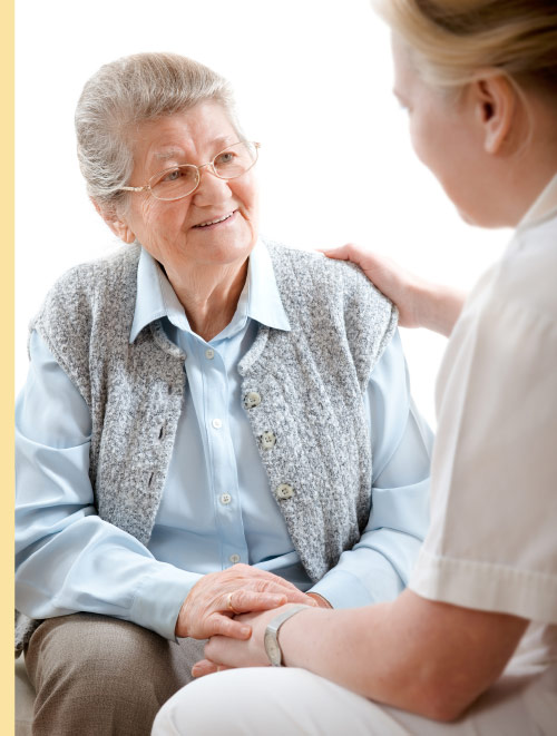 Conversation with grandma